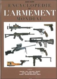 Jean Huon - Encyclopédie de l'armement mondial - Armes à feu d'infanterie de petit calibre de 1870 à nos jours Tome 4.