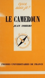 Jean Imbert - Le Cameroun.