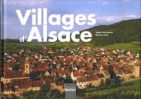 Jean Isenmann et Hervé Lévy - Villages d'Alsace.