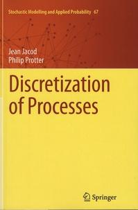 Jean Jacod et Philip Protter - Discretization of Processes.