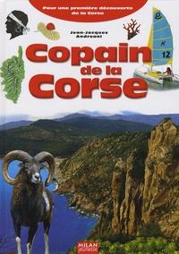 Jean-Jacques Andreani - Copain de la Corse - Pour une première découverte de la Corse.