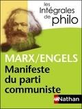 Jean-Jacques Barrère et Christian Roche - Marx/ Engels Manifeste du parti communiste.