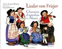 Jean-Jacques Bastian - Chansons d'autrefois en Alsace.