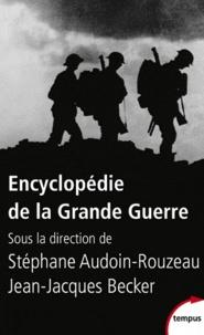 Jean-Jacques Becker et Stéphane Audoin-Rouzeau - Encyclopédie de la grande guerre - Coffret 2 tomes.