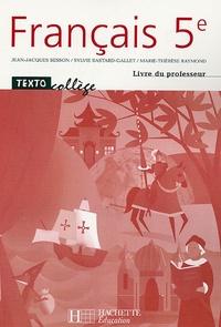 Era-circus.be Français 5e - Livre du professeur. Edition 2006 Image