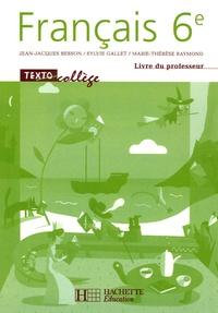 Français 6e - Livre du professseur.pdf