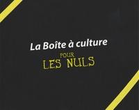 Jean-Jacques Breton - La boîte à culture pour les Nuls Coffret en 6 volumes : L'Histoire de l'art ; La Mythologie ; La Culture générale ; L'Histoire de France ; La Philosophie ; La Littérature française.