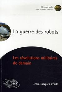 Accentsonline.fr La guerre des robots Image