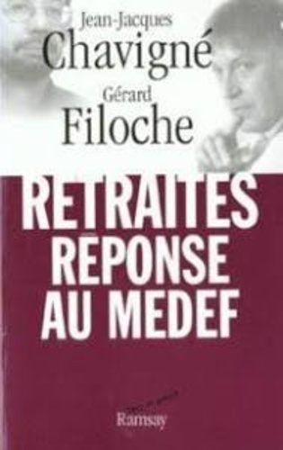 Jean-Jacques Chavigné et Gérard Filoche - .