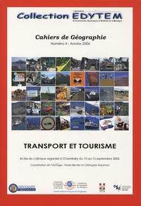 Jean-Jacques Delannoy - Transport et Tourisme.