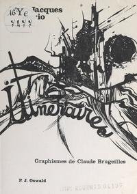 Jean-Jacques Dorio et Claude Brugeilles - Itinéraires.