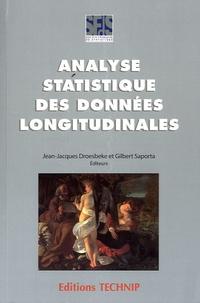 Jean-Jacques Droesbeke et Gilbert Saporta - Analyse statistique des données longitudinales.
