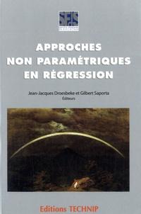 Jean-Jacques Droesbeke et Gilbert Saporta - Approches non paramétriques en régression.