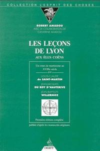 Jean-Jacques Du Roy D'hauterive et Louis-Claude de Saint-Martin - .