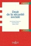 Jean-Jacques Dupeyroux et Michel Borgetto - Droit de la sécurité sociale.