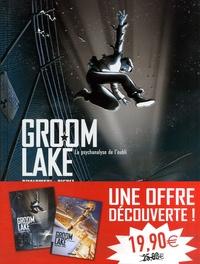 Jean-Jacques Dzialowski et Hervé Richez - Groom Lake  : Pack 2 volumes - Tomes 1 et 2.