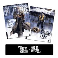 Jean-Jacques Dzialowski et Hervé Richez - Groom Lake  : Pack 2 volumes - Tome 3, La légende de Blarney Stone ; Tome 4, Soliloquy.