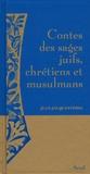 Jean-Jacques Fdida - Contes des sages juifs, chrétiens et musulmans - Histoires tombées du ciel.