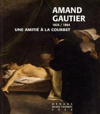Jean-Jacques Fernier - Amand Gautier 1825/1894 - Une amitié à la Courbet.