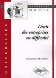 Jean-Jacques Fraimout - Droit des entreprises en difficulté.