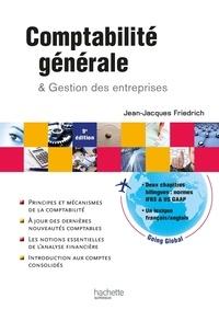 Jean-Jacques Friedrich - Comptabilité générale et gestion des entreprises (HU Gestion).