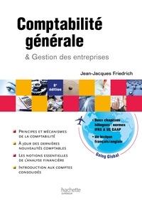 Jean-Jacques Friedrich - Comptabilité générale et gestion des entreprises.