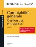 Jean-Jacques Friedrich - Comptabilité générale - Gestion des entreprises.