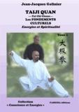 Jean-Jacques Galinier - Taiji Quan - Les fondements culturels.