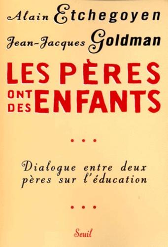 Jean-Jacques Goldman et Alain Etchegoyen - .