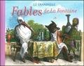 Jean-Jacques Grandville et Jean de La Fontaine - Fables de La Fontaine.