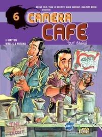 Jean-Jacques Hatton et  Wallis & Futuna - Caméra Café Tome 6 : Tout baigne.