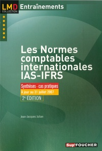 Ucareoutplacement.be Les normes comptables internationales IAS/IFRS - Exercices & cas d'applications Image