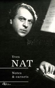 Cjtaboo.be Yves Nat (1890-1956) - Notes et Carnets Image