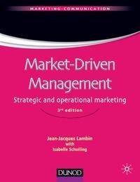 Jean-Jacques Lambin - Marketing-Driven Management - Strategic and operational marketing.