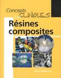 Jean-Jacques Lasfargues - Les résines composites - Applications en dentisterie restauratrice.