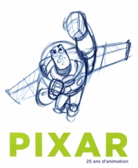 Jean-Jacques Launier - Pixar - 25 ans d'animation.