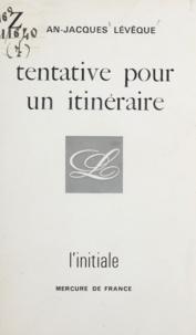 Jean-Jacques Lévêque - .