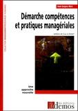 Jean-Jacques Néré - Démarche compétences et pratiques managériales : une approche nouvelle.