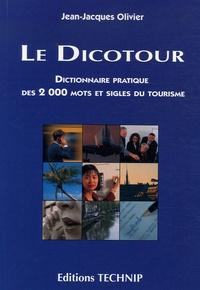 Alixetmika.fr Le Dicotour - Dictionnaire pratique des 2000 mots et sigles du tourisme Image