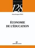 Jean-Jacques Paul - Économie de l'éducation.