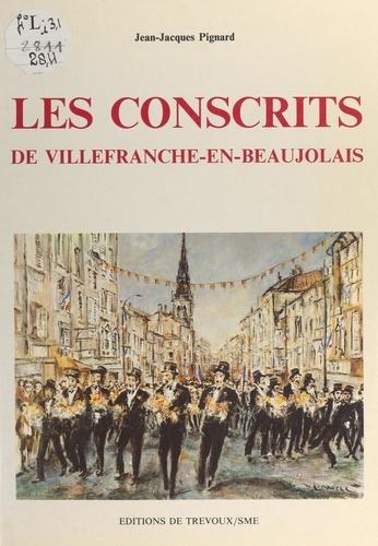 Les conscrits de Villefranche-en-Beaujolais