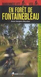 Jean-Jacques Reynier - Randonnées VTT & VTC en forêt de Fontainebleau.