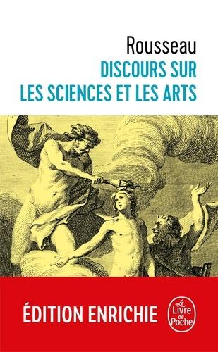 Discours sur les sciences et les arts - Format ePub - 9782253093794 - 1,99 €