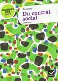 Jean-Jacques Rousseau - Du contrat social (1762) - Livres I et II.
