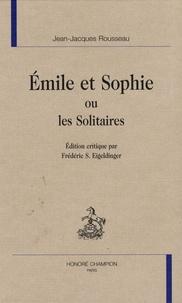 Emile et Sophie ou Les Solitaires.pdf