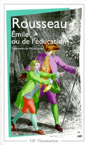 Emile ou de l'éducation