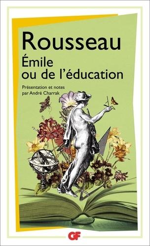 Emile ou de l'éducation - Jean-Jacques Rousseau - Format ePub - 9782081252240 - 9,99 €