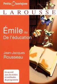 Jean-Jacques Rousseau - Emile - Traité d'éducation.