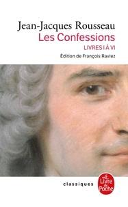 Les Confessions- Tome 1 - Jean-Jacques Rousseau |