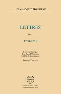Galabria.be Lettres (1728-1778) - 7 volumes Image